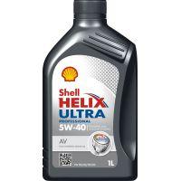 "МАСЛО МОТОРНОЕ (1л) ""SHELL Helix Ultra Professional AV 5W-40 550044151"