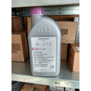 Антифриз (Готовая смесь: -35С) 1.5л G A13774M2